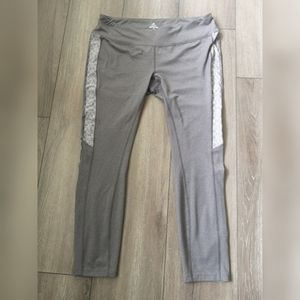 Prana grey legging